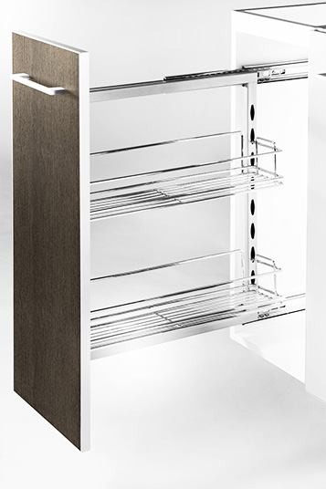 WT pull-out spice rack